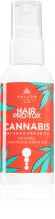 Kallos Hair Pro-Tox Cannabis oljni serum za suhe konice las
