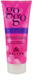 Kallos Gogo Restoring Shampoo For Dry And Brittle Hair