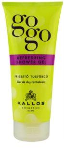 Kallos Gogo osvježavajući gel za tuširanje