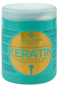 Kallos KJMN Mask With Keratin