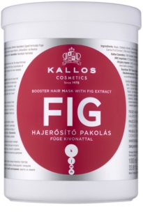 Kallos KJMN маска  за изтощена коса