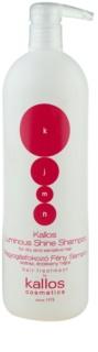 Kallos KJMN Radiance Shampoo For Dry And Sensitised Hair
