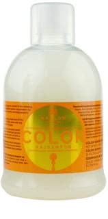 Kallos KJMN šampon za obojenu i osjetljivu kosu