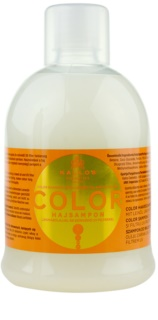 Kallos KJMN šampon pro barvené a citlivé vlasy