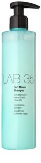 Kallos LAB 35 shampoing pour cheveux bouclés