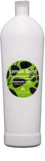Kallos Lemon šampon za normalnu i masnu kosu