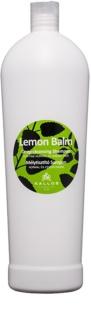 Kallos Lemon Shampoo For Normal To Oily Hair