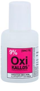 Kallos Oxi кремообразен оксидант 9%