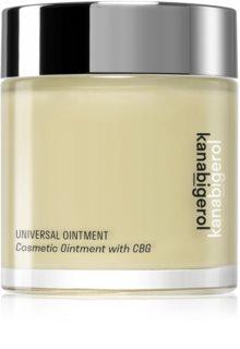 Kanabigerol Universal Ointment Ointment With Hemp Oil