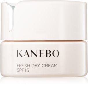 Kanebo Skincare osviežujúci denný krém SPF 15