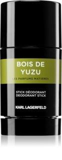 Karl Lagerfeld Bois de Yuzu deodorante stick per uomo