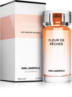Karl Lagerfeld Fleur de Pêcher eau de parfum da donna