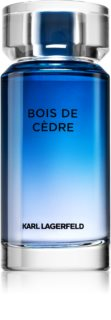 Karl Lagerfeld Bois De Cèdre Eau de Toilette for Men