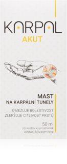 Karpal KARPAL AKUT masážní krém pro úlevu od bolesti a ztuhlosti kloubů