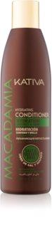Kativa Macadamia hydratačný kondicionér na lesk a hebkosť vlasov