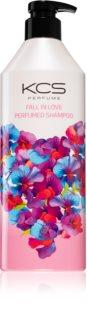 KCS Fall In Love Perfumed Shampoo Gentle Cleansing Shampoo