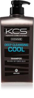 KCS Homme Deep Cleansing Refresh Shampoo