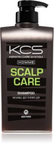 KCS Home Scalp Care Shampoo Soothing Shampoo for Dry Hair and Sensitive Scalp