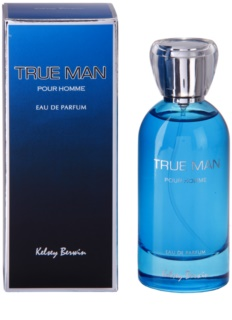 Kelsey Berwin True Man Eau de Parfum sample for Men