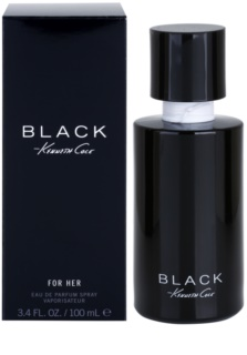 Kenneth Cole Black for Her Eau de Parfum voor Vrouwen