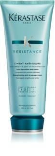 Kérastase Résistance Ciment Anti-Usure ľahká intenzívna starostlivosť s posilňujúcimi účinkami pre oslabené a ľahko poškodené vlasy a rozštiepené končeky