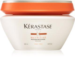 Kérastase Nutritive Masquintense подхранваща маска  за суха и чувствителна коса