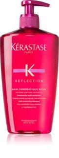 Kérastase Reflection Bain Chromatique Riche ochranný a vyživujúci šampón pre farbené a citlivé vlasy