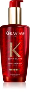 Kérastase Elixir Ultime L'huile Originale Nourishing Oil for Shiny and Soft Hair