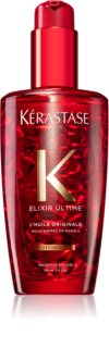 Kérastase Elixir Ultime L'huile Originale odżywczy olejek do nabłyszczania i zmiękczania włosów