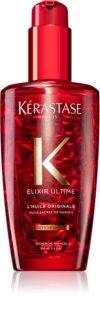 Kérastase Elixir Ultime L'huile Originale подхранващо масло за блясък и мекота на косата