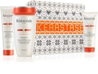 Kérastase Nutritive подаръчен комплект I. (за суха и боядисана коса)
