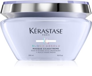 Kérastase Blond Absolu Masque Cicaextreme Deeply Regenerating Mask for Blonde Hair