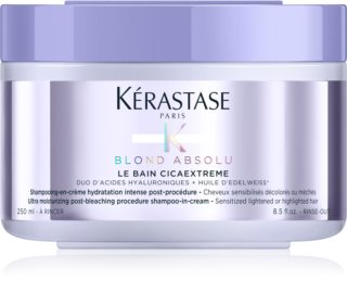 Kérastase Blond Absolu Bain Cicaextreme Creamy Shampoo for Blonde Hair