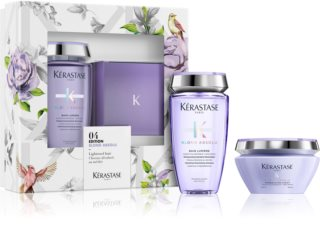 Kérastase Blond Absolu Gift Set (For Blondes And Highlighted Hair)
