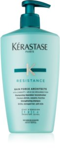 Kérastase Résistance Bain Force Architecte Fortifying Shampoo for Weak and Lightly Damaged Hair