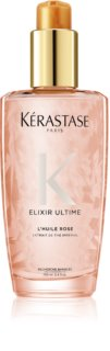 Kérastase Elixir Ultime L'Huile Rose Moisturizing Repairing Oil For Colored Hair