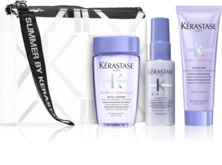 Kérastase Blond Absolu Travel Packaging (For Blondes And Highlighted Hair)