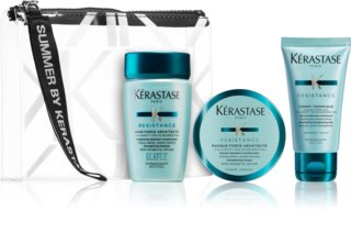 Kérastase Résistance Travel Packaging (For Weak Hair)