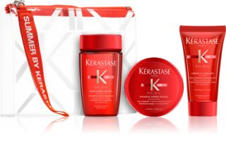 Kérastase Soleil Travel Packaging (for Hair Damaged by Chlorine, Sun & Salt) With UV Filter