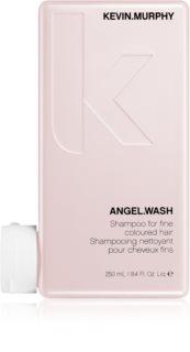 Kevin Murphy Angel Wash champô reparador e regenerador para cabelo fino e colorido