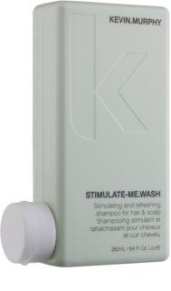 Kevin Murphy Stimulate-Me Wash Stimulating and Refreshing Shampoo for Hair and Scalp