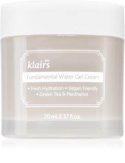 Klairs Fundamental Water Gel Cream Moisturizing Gel Cream for Face
