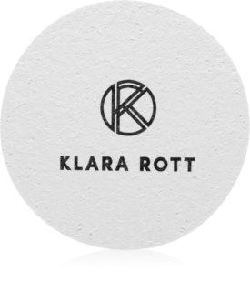 Klara Rott Natural Reinigungsschwamm für das Gesicht