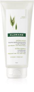 Klorane Oat Milk balsam ochronny do wszystkich rodzajów włosów