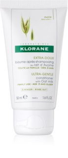 Klorane Oat Milk Gentle Conditioner For Frequent Washing
