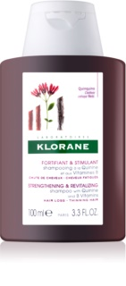 Klorane Quinine posilňujúci šampón pre oslabené vlasy