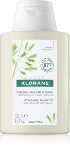 Klorane Oat Milk șampon pentru spălare frecventă
