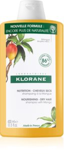 Klorane Mango интензивен подхранващ шампоан за суха коса