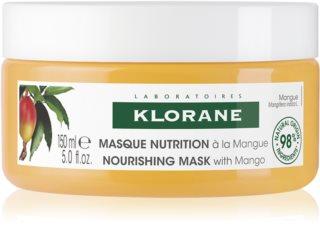 Klorane Mango εντατικά θρεπτική μάσκα για τα μαλλιά