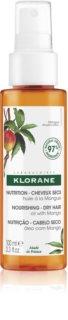Klorane Mango óleo nutritivo para cabelo